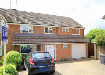 Thumbnail 4 bed semi-detached house for sale in Ridge Lea, Green End, Hemel Hempstead, Hertfordshire