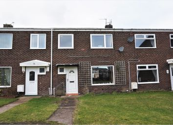 Thumbnail 3 bed terraced house for sale in Grange Court, Widdrington
