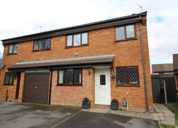 Thumbnail 3 bed semi-detached house for sale in Slimbridge Close, Yate, Bristol