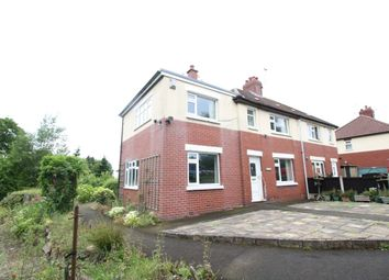Thumbnail 3 bed semi-detached house for sale in Bradwell Grove, Congleton