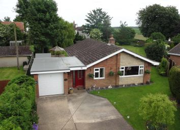 Thumbnail 3 bed detached bungalow for sale in Church Lane, North Kyme, Lincoln