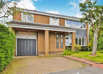 Thumbnail 4 bed detached house to rent in Bromley Close, High Shincliffe, Durham