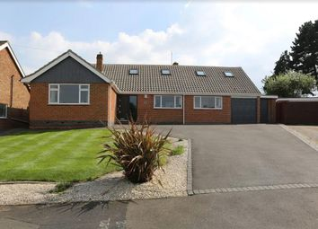 Thumbnail 5 bed detached bungalow for sale in Twentylands Drive, East Leake, Loughborough