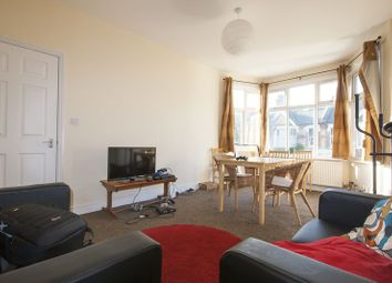 Thumbnail 3 bed flat to rent in Cleveland Park Crescent, London