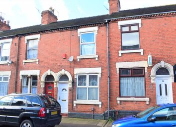 Thumbnail 3 bed terraced house for sale in Guildford Street, Shelton, Stoke On Trent