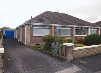 Thumbnail 2 bed semi-detached bungalow for sale in Hamilton Road, Morecambe