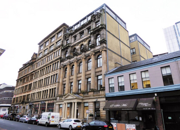 Thumbnail 1 bedroom flat to rent in 38A Bath Street, Glasgow, 1Hg