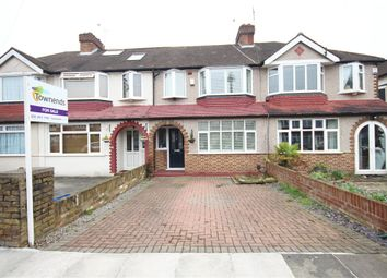 Thumbnail 3 bed terraced house for sale in Wills Crescent, Whitton, Middlesex