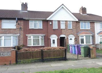 Thumbnail 3 bed terraced house for sale in 132 Dwerryhouse Lane, Norris Green, Liverpool