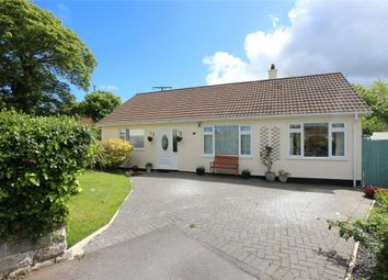 Thumbnail 2 bed detached bungalow for sale in Vellan Close, Barripper, Cornwall