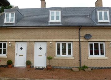 Thumbnail 2 bedroom terraced house to rent in Brock Mews, Downham Market