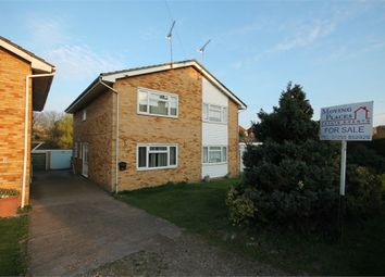 Thumbnail 2 bed semi-detached house for sale in Butchers Lane, Walton On The Naze