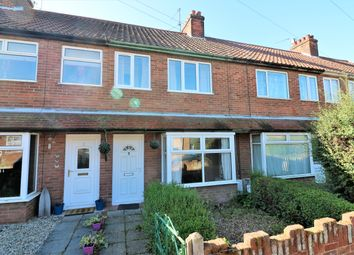 Thumbnail 2 bed terraced house for sale in Beatrice Avenue, Dereham