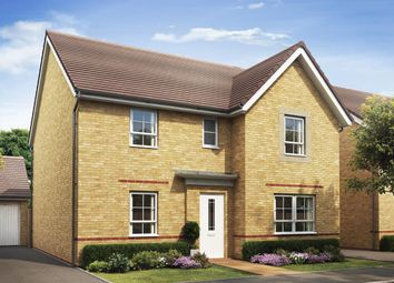 "Thumbnail 5 bed detached house for sale in ""Lamberton"" at Fosse Road, Bingham, Nottingham"