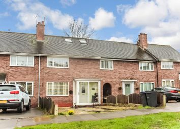 Thumbnail 3 bed terraced house for sale in Longmeadow Crescent, Shard End, Birmingham