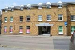Thumbnail Serviced office to let in Waterman House, Gravesend