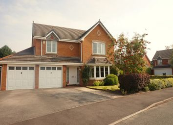 Thumbnail 4 bedroom detached house for sale in Fair-Green Road, Newcastle