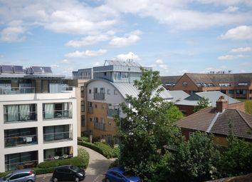 Thumbnail 2 bedroom flat to rent in Florian House, Severn Place, Cambridge
