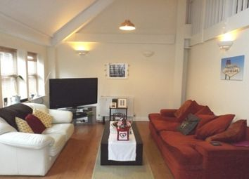 Thumbnail 1 bed flat to rent in Victoria Street, Glossop Road Baths