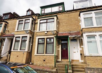 Thumbnail 4 bedroom terraced house for sale in Saltburn Place, Bradford