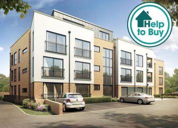 Thumbnail 2 bed flat for sale in Hurricane House, St Andrew's Park, Uxbridge