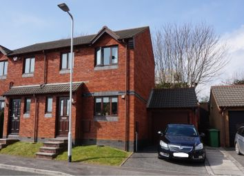 3 bed semi-detached house for sale in Fern Close, Plymouth PL7