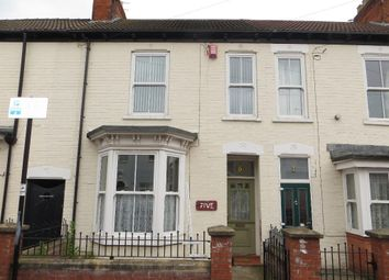 Thumbnail 3 bedroom terraced house to rent in Melrose Street, Anlaby Road, Hull