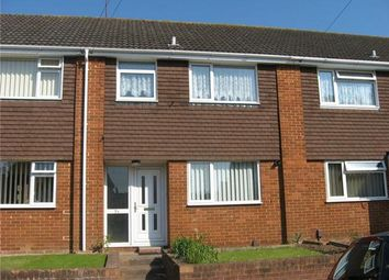 Thumbnail 3 bedroom terraced house to rent in Princes Square, St. Thomas, Exeter