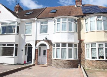 Thumbnail 3 bedroom terraced house for sale in Selsey Avenue, Gosport