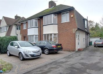 3 bed semi-detached house for sale in St. Marys Drive, Crawley RH10