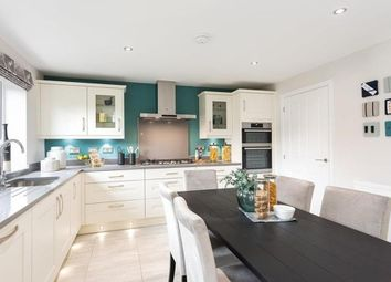 """Thumbnail 5 bedroom detached house for sale in """"Lichfield"""" at Torry Orchard, Marston Moretaine, Bedford"""