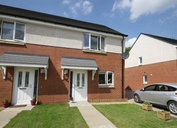 Thumbnail 3 bedroom semi-detached house for sale in Lorne Road, Larbert