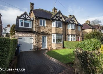 Thumbnail 4 bed semi-detached house for sale in Brookside Glen, Chesterfield