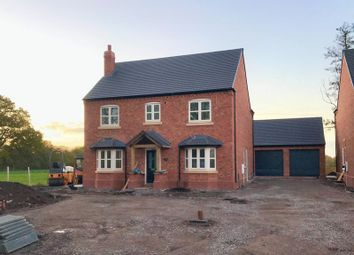 Thumbnail 4 bed detached house for sale in Rushmoor, Telford