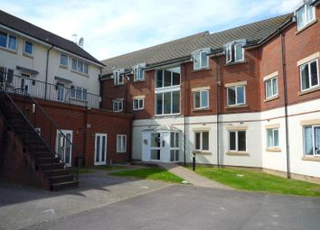 Thumbnail 2 bedroom flat to rent in Bartons Court, Forton Road, Gosport