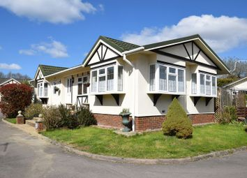 Thumbnail 2 bed bungalow for sale in Layters Green Mobile Home Park, Layters Green Lane, Chalfont St. Peter, Gerrards Cross