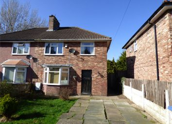Thumbnail 3 bedroom semi-detached house for sale in Haselbeech Close, Liverpool, Merseyside