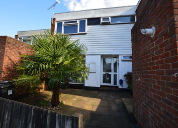 Thumbnail 3 bed terraced house to rent in Fosse Way, West Byfleet, Surrey, England