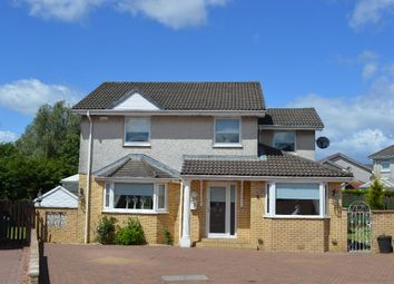 Thumbnail 5 bed detached house for sale in Doune Crescent, Chapelhall, Airdrie