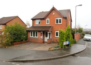 Thumbnail 4 bed detached house for sale in Dartington Drive, Pontprennau, Cardiff, Cardiff.