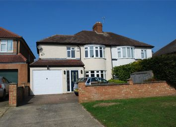 Thumbnail 5 bed semi-detached house for sale in Periwinkle Lane, Hitchin, Hertfordshire