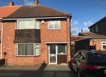 Thumbnail 3 bed semi-detached house to rent in Parkdale Road, Thurmaston, Leicester