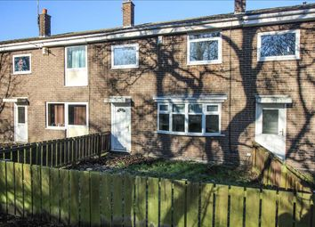Thumbnail 3 bedroom terraced house to rent in Wealleans Close, North Seaton, Ashington