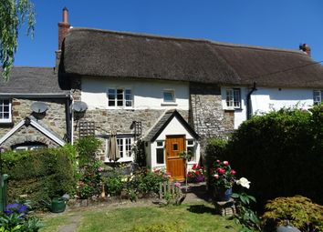 Thumbnail 2 bed cottage for sale in Chittlehamholt, Devon