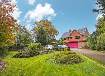 Thumbnail 5 bed detached house for sale in Grendon Hall, Grendon, Atherstone