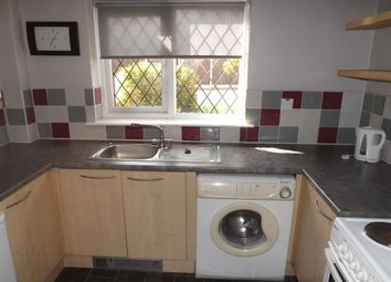 Thumbnail 1 bed flat to rent in Dalkeith Avenue, Blackpool