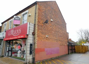 Thumbnail 1 bed flat for sale in Holderness Road, Hull