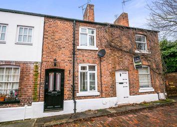 Thumbnail 1 bed terraced house for sale in Overleigh Terrace, Handbridge, Chester