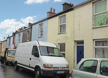 Thumbnail 3 bed terraced house for sale in Victoria Street, Bangor, Gwynedd