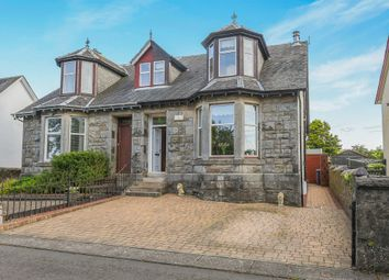 Thumbnail 2 bed semi-detached house for sale in Daisybank, Glengarnock, Beith